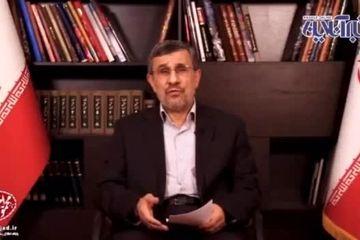 افشاگری جدید احمدی نژاد در مورد کرونا