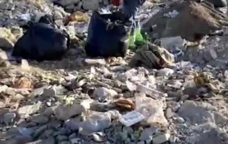زباله های عفونی بیمارستان را در آب تخلیه می کنند!