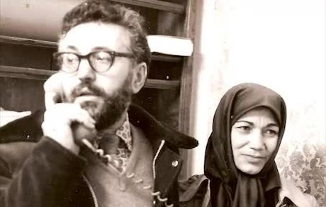 پیام خانم سرور طلیعه بمناسبت سومین سالگرد همسرش دکتر ابراهیم یزدی