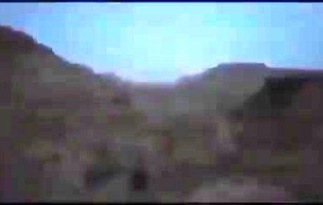 تروریستهای طالبان از ترس به کوه پناه بردند