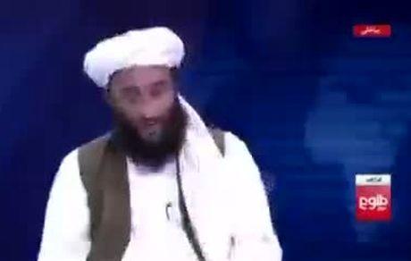 شاید کسی خودش را جای طالبان جا زده و ما را بدنام کرده!