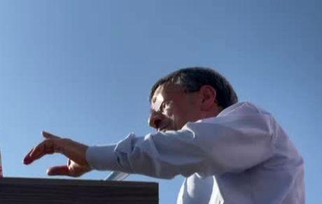 احمدینژاد: چرا از ملت میترسید؟