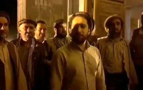 احمد مسعود: من با مردمم هستم
