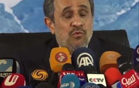 احمدینژاد: میگفتند تو دیکتاتور هستی