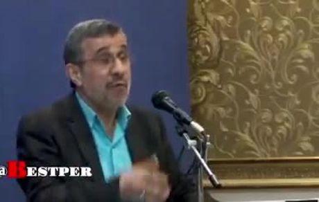 احمدینژاد: مردم حق دارند آزاد باشند، حالا ملت تهدید به حساب میآیند؟