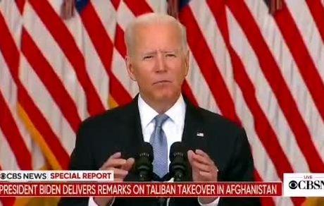 رئیسجمهوری: سربازانم را به جنگی که سربازان افغانستان در آن نمیجنگند نمیفرستم