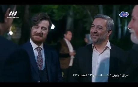 چرا دیالوگ سام نوری در سریال گاندو سانسور نشد؟