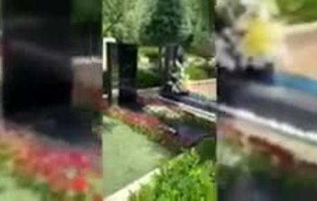 قبرستان لاکچری در لواسان که مانندش را تا به حال ندیدید!
