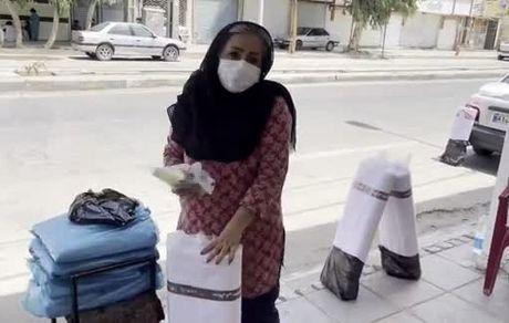 مسئولین محترم! مردم لباس مرگشان را از دستفروشها میخرند