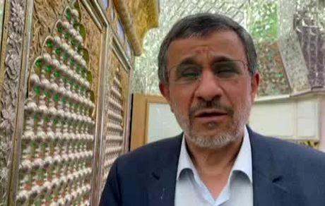 احمدینژاد: شرایط به نفع مردم تغییر خواهد کرد