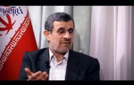 احمدینژاد: خواننده مورد علاقه ام داریوش اقبالی بود!
