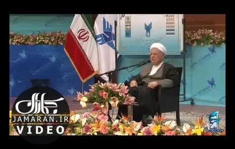 هشدار مرحوم رفسنجانی در مورد طالبان: نه تنها عقب مانده و متحجرند، حکومت داری هم بلد نیستند.