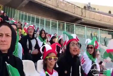 اولین لیدرهای زن تاریخ فوتبال ایران!