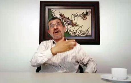 احمدی نژاد: با فیلترشکن به فضاهایی میروید که فیلتر کردهاید؟