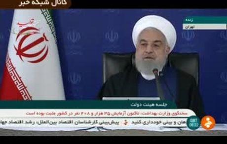 روحانی: برای زندگی با این ویروس آماده شوید