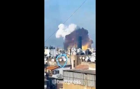 آیا انفجار بیروت یک حمله نظامی بود؟
