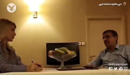 ویدیو مخفی لو رفته از احمدینژاد در دبی