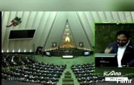 عدم کفایت سیاسی و استیضاح روحانی و لاریجانی را در دستور کار قرار دهید