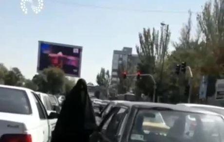 مردان چادری در تبریز!