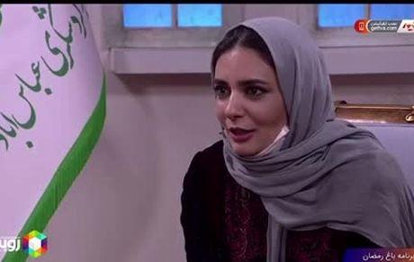 لیندا کیانی: با بهرام رادان دوست هستم